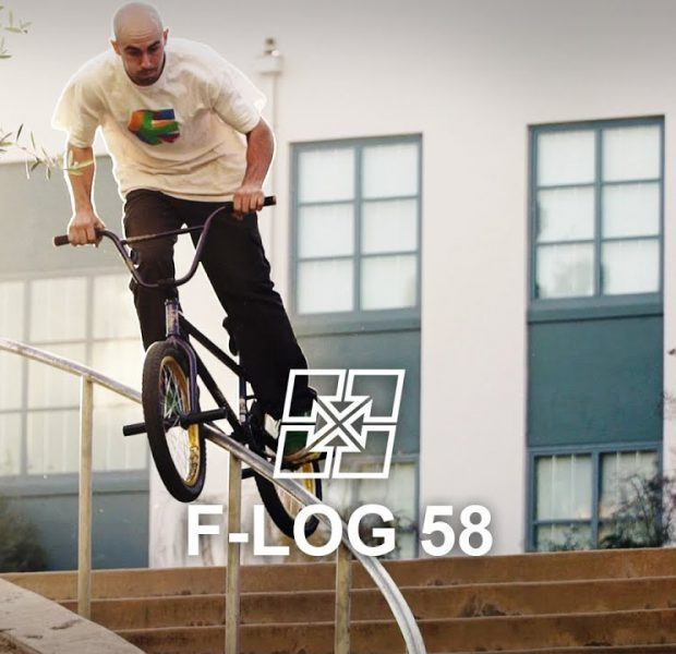 F-LOG 58: STACKING CLIPS W/ THE GANG!