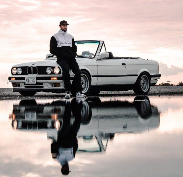 First Mods to my BMW E30!