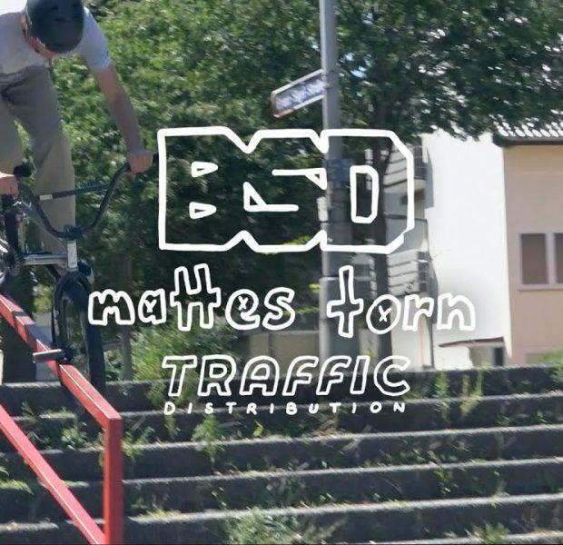 Mattes Torn – Traffic X BSD BMX