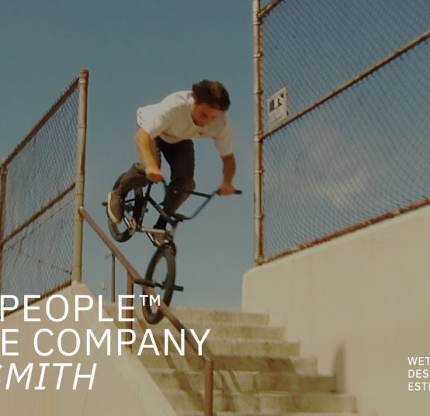 """RILEY SMITH"" // WETHEPEOPLE BMX"