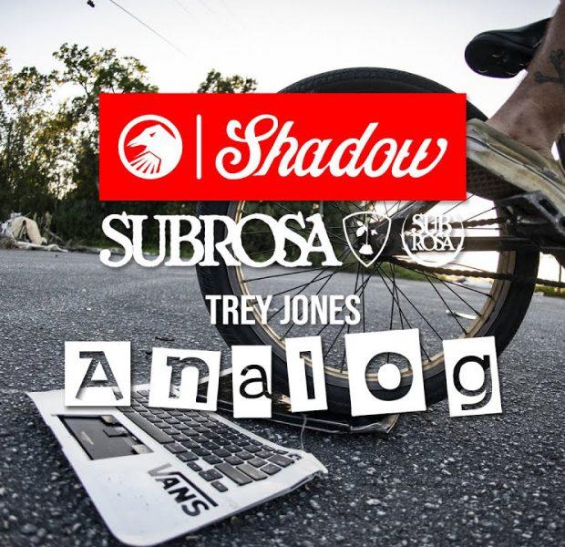 Trey Jones – Analog – Subrosa/ Shadow