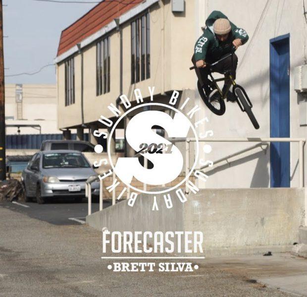 2021 BRETT SILVA SIGNATURE FORECASTER   Sunday Bikes   BMX