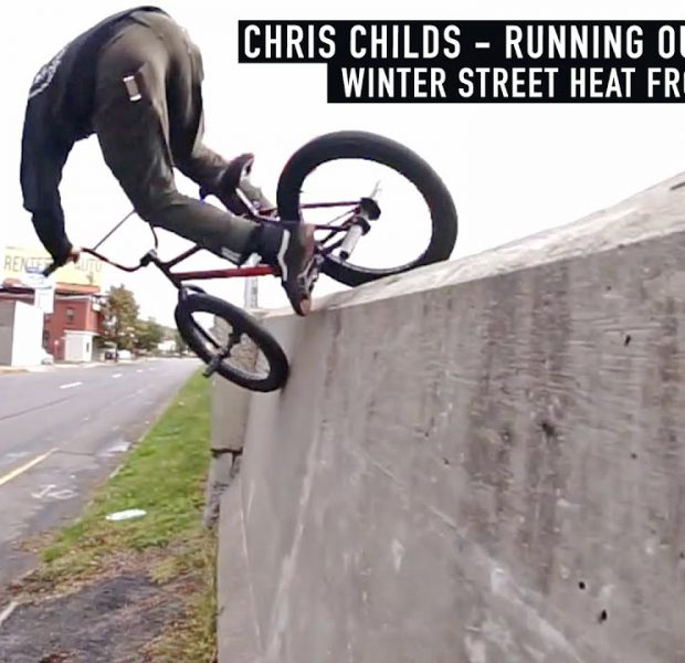CHRIS CHILDS – RUNNING OUT OF DAYLIGHT