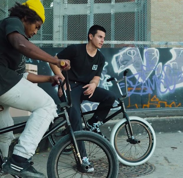 Jacob Cable & Casey Starling House Park Session! – Kink BMX