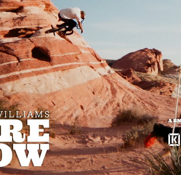 """Nathan Williams """"Here & Now"""" – Kink BMX"""