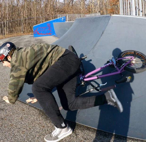 Never Listen To Scotty's Trick Call Outs At The Skatepark!