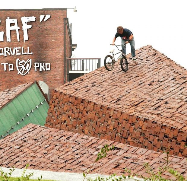 """S&M BMX – WELCOME TO PRO """"DGAF"""" DAN NORVELL!"""
