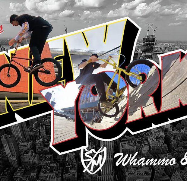S&M BMX – Whammo + Tallboy in NYC!