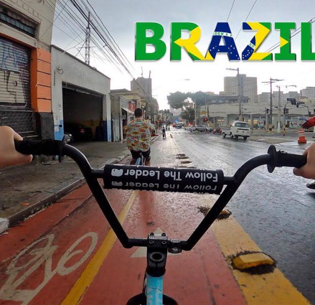 Brazil BMX Trip!