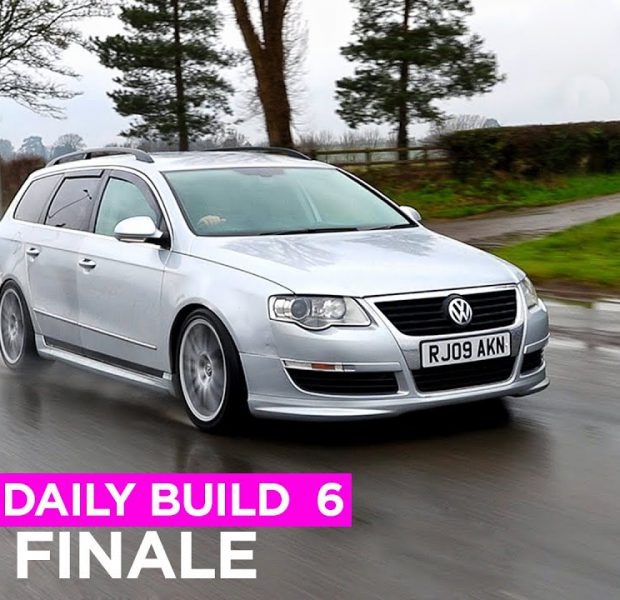 Budget Daily Build – Episode 6 (THE FINAL EPISODE)