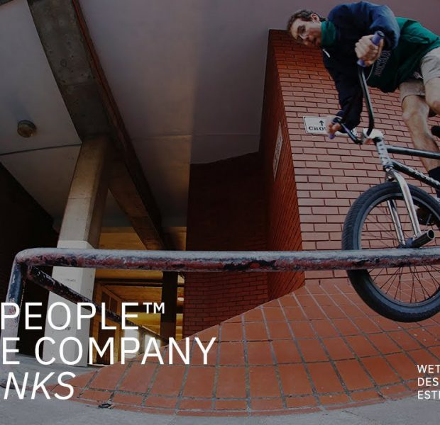 """DAN BANKS"" // Wethepeople BMX"