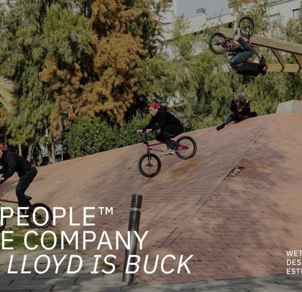 DILLON LLOYD IS BUCK