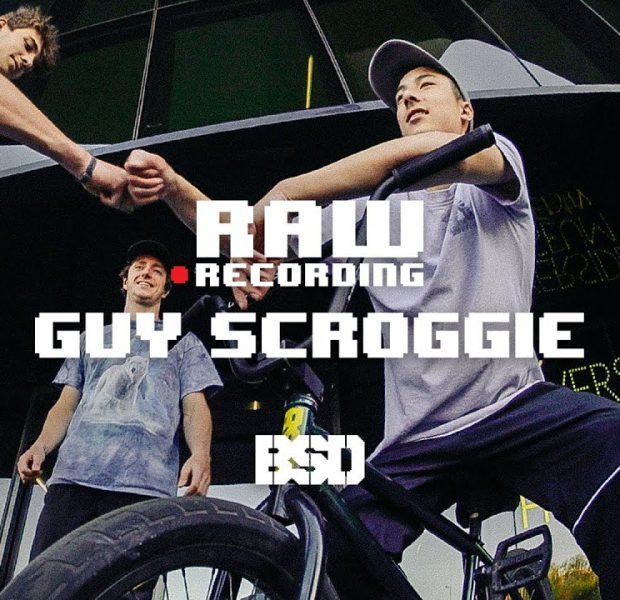 Guy Scroggie – Raw Recording – BSD BMX