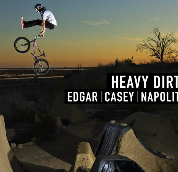 HEAVY BMX DIRT SESSION AT THE WETLANDS