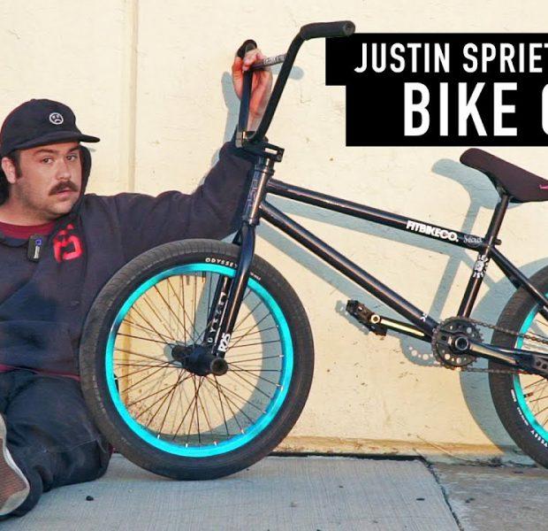 JUSTIN SPRIET – BMX BIKE CHECK