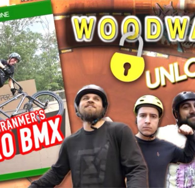 NEW Unlocked Level In The WORST BMX Video Game Ever! *Scotty Cranmer's Pro BMX*