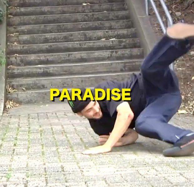"""""""PARADISE"""" – Felix Prangenberg & Jordan Godwin // WETHEPEOPLE BMX"""