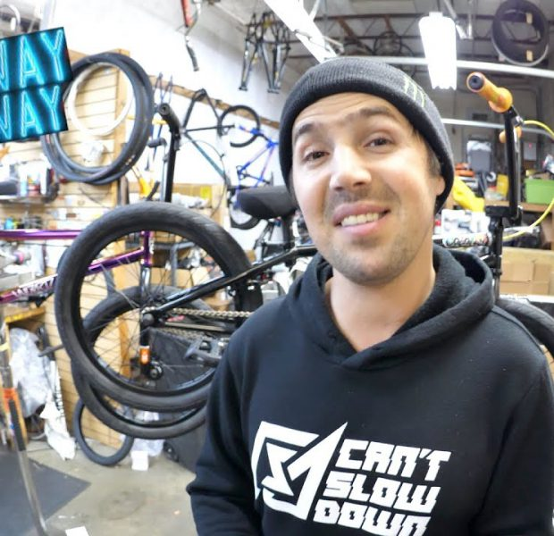 Scotty Cranmer Is Giving Away Two BMX Bikes!