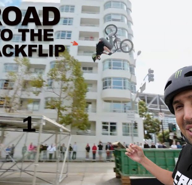 Scotty Cranmer's Road To The Backflip | The Beginning
