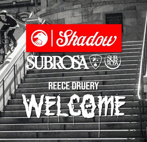 """Shadow X Subrosa – Reece Druery """"Welcome to the Family"""""""