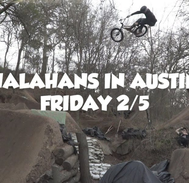 S&M BMX – Halahans in Austin (Official Trailer)