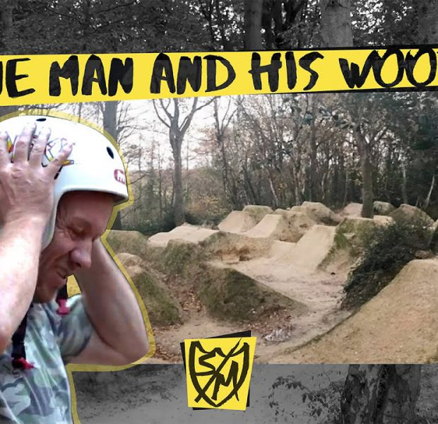 S&M BMX – One Man And His Woods: Ricky Ratt