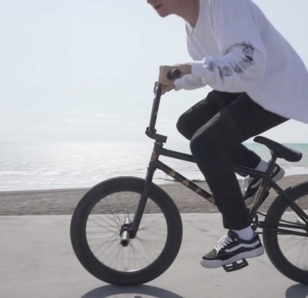 """Source BMX: Vans """"The Circle"""" Contest / Behind the scenes"""
