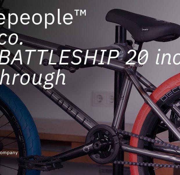 The BATTLESHIP 2021 – Walkthrough – WETHEPEOPLE BMX