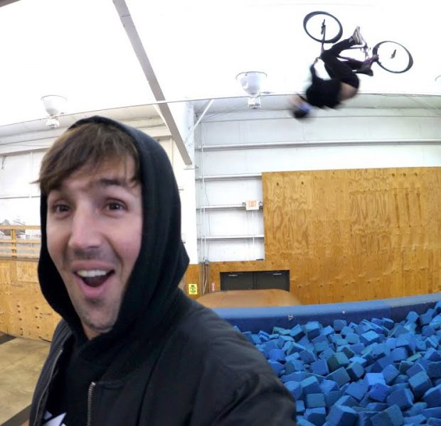 The Boys Are Sending Double Backflips! | Final Woodward Video