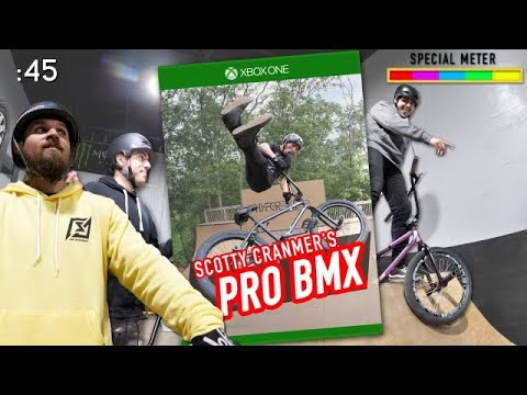 This Is The WORST BMX Video Game Ever Made!
