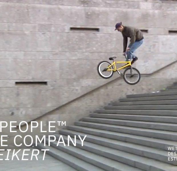 """""""TOM WEIKERT"""" // Wethepeople BMX"""