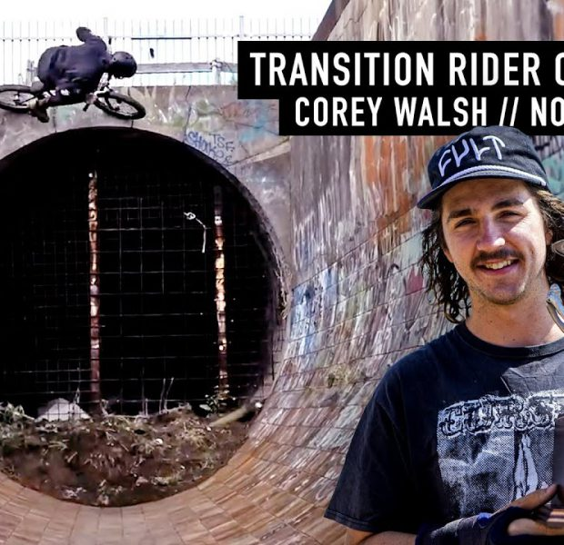 TRANSITION RIDER OF THE YEAR – COREY WALSH – NORA CUP 2020