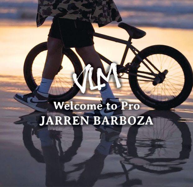 Volume Bikes: Jarren Barboza's Welcome To Pro Video