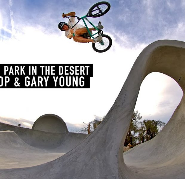 """WILD DESERT PARK WITH MIKE """"ROOFTOP"""" ESCAMILLA & GARY YOUNG"""