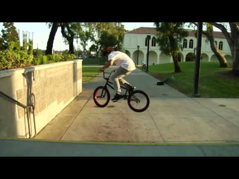 Bmx Street Trick: How TO 360 (HD High Quality)