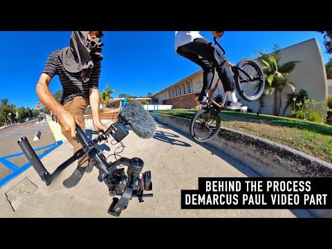 HOW A BMX VIDEO PART IS MADE