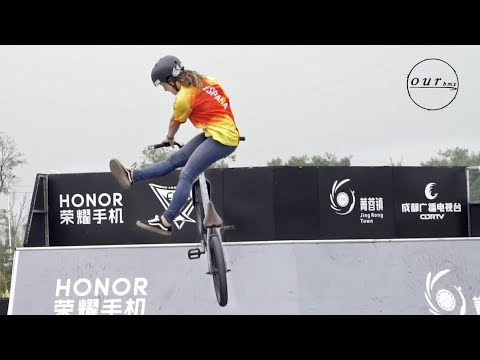 WOMEN'S FINALS! FISE CHINA 2019
