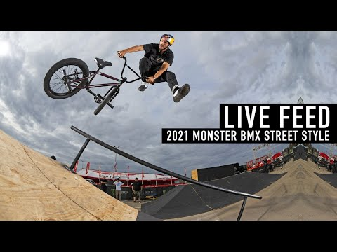 BMX STREET STYLE 2021 — LIVE FEED