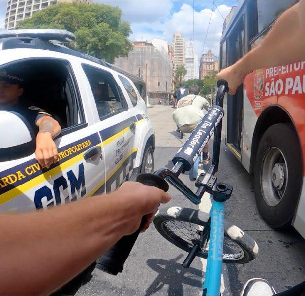 GoPro BMX Bike Riding in São Paulo