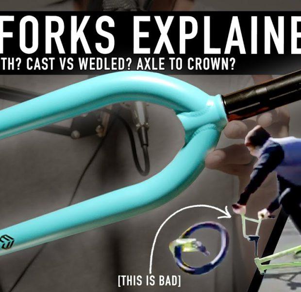 BMX FORKS EXPLAINED 2021 – SOURCE SPOTLIGHT