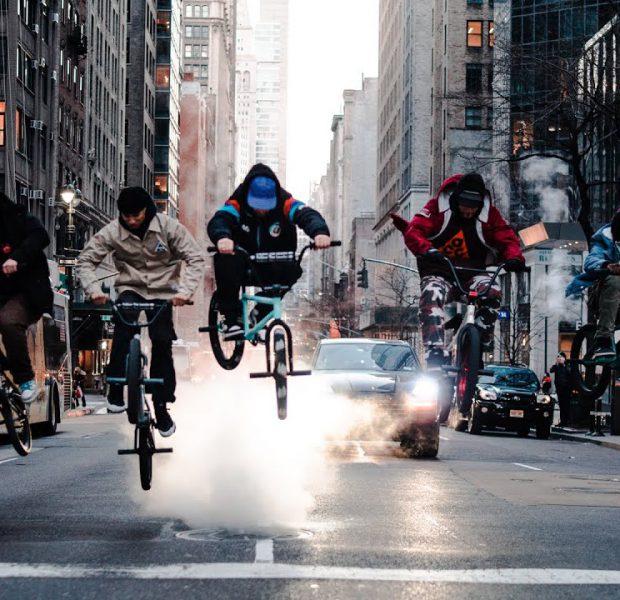 Brooklyn to Manhattan BMX Day (DailyCruise 41)