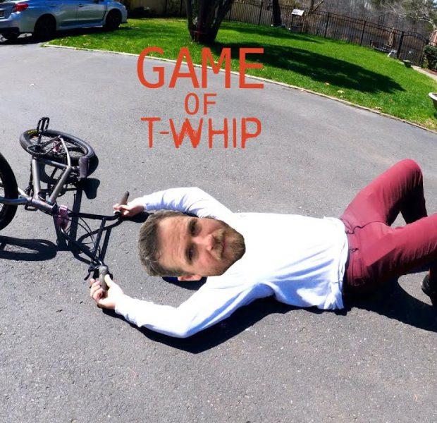 Cory Berglar vs Fake Morgan!   Game Of T-WHIP