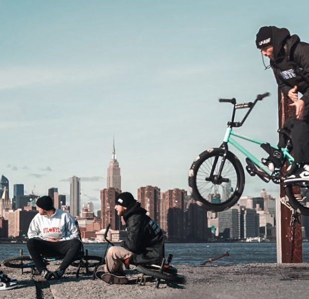 Follow The Leader BMX in NYC Holiday 2020