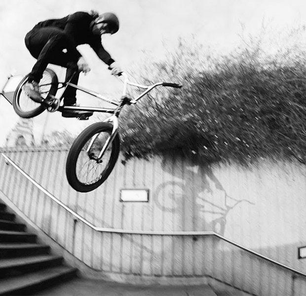 NATHAN GORING X HIDEOUT BMX