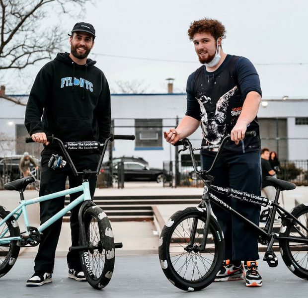 Surprising a Kid With a New Custom BMX Bike!