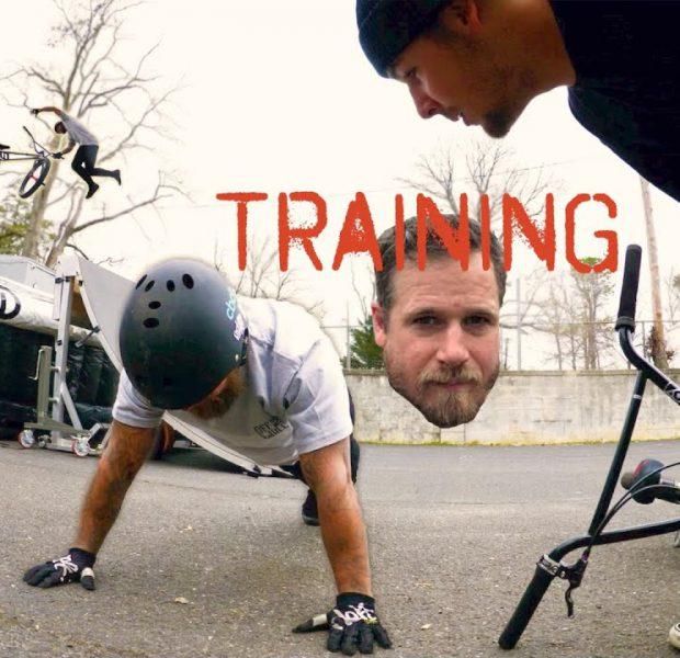 Training Cory Berglar To Win The Big Game! | Pt. 1