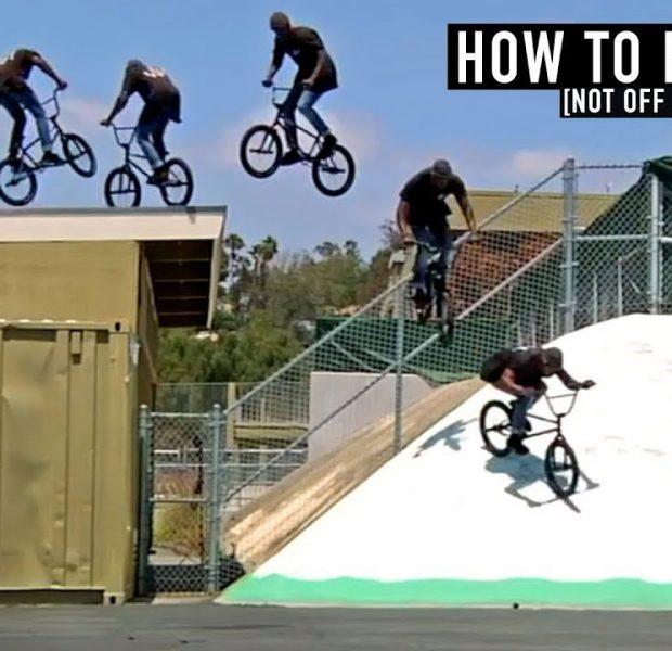 BMX HOW-TO: HALF CAB