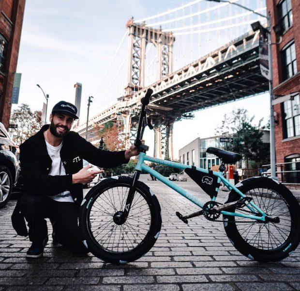 Building a Custom 1 of 1 BMX Bike