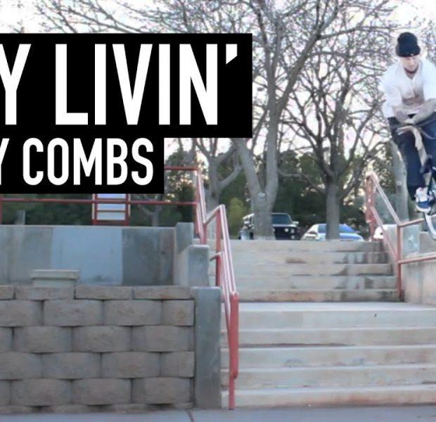 EASY LIVIN' – Sammy Combs