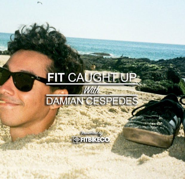 FITBIKECO: CAUGHT UP WITH DAMIAN CESPEDES